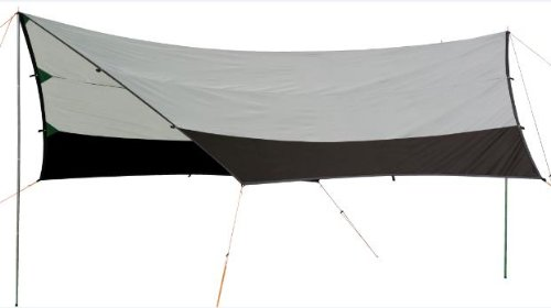 Vango Family Shelter - Sage and Black