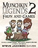 Munchkin Legends 2 Faun and Games Card Game