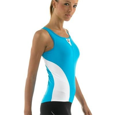 Buy Low Price Giordana 2013 Women's Silverline Cycling Tank Top – GI-S2-WTAN-SILV (B006IIOLQM)