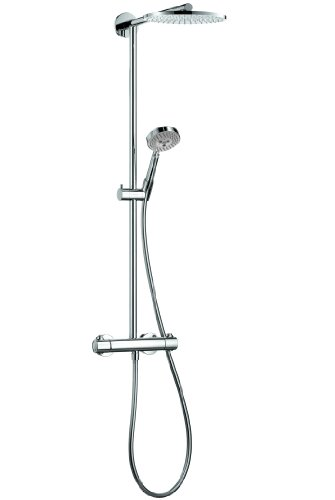 Hansgrohe 27160001 Raindance S Showerpipe, Chrome