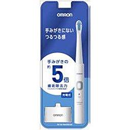 オムロン 音波式電動歯ブラシ ホワイト HTーB305ーW