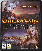PC-GUILD WARS PLATINUM