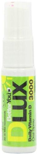 BetterYou DLux 3000 - Daily 3000iu Vitamin D Oral Spray - 15ml