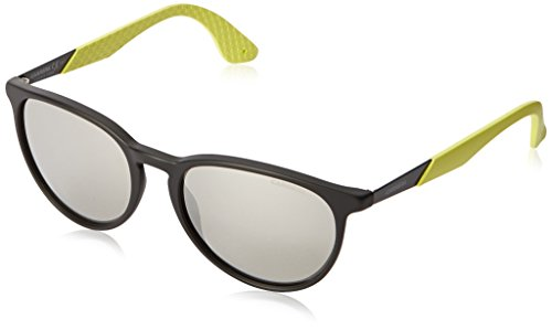 Carrera - 5019/S SSNBI54 (54 mm), Occhiali Da Sole unisex, BLACKLIME, 54 mm