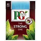 PG Tips The Strong One 80 Teabags