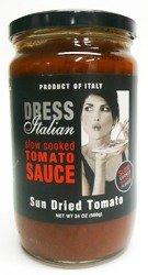 Dress Italian Sun Dried Tomato - Slow Cooked Tomato SauceDress Italian Sun Dried Tomato - Slow Cooked Tomato Sauce