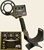 "MP5 Pro Swift Seeker Metal Detector with 10"" Search Coil"