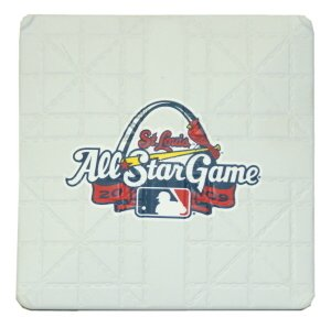2009 MLB All Star Game Authentic Hollywood Pocket Base