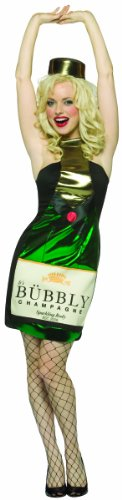 Rasta Imposta It's Bubbly Champagne Dress