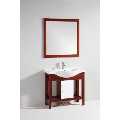 Legion Furniture Lloyd 36 in. Single Bathroom Vanity Set