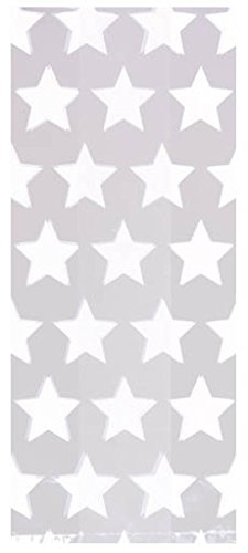 White Star Small Party Bags 25ct