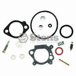 Carb Kit Repl Briggs & Stratton 498260, 493762 Fits Quantum from OGM
