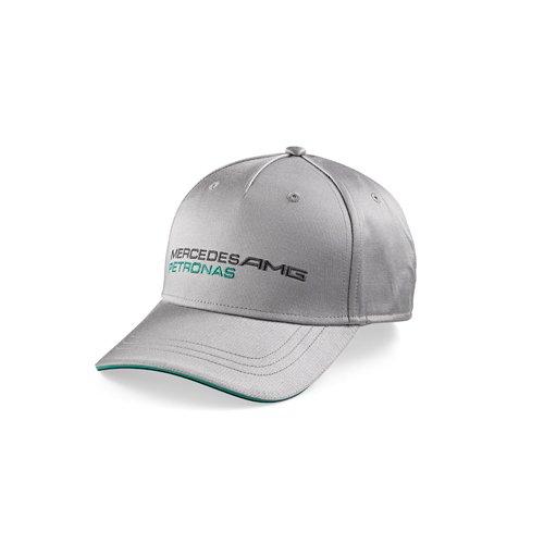 mercedes-amg-petronas-f1-kappe-silber-mercedes-formel-1-team-cap