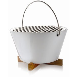 Eva Solo Table Grill - White