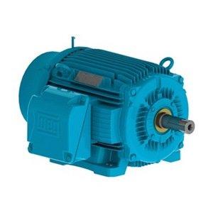 Motor, 3 Ph, 1 Hp, 1150, 460V, 145T.Eff 82.5