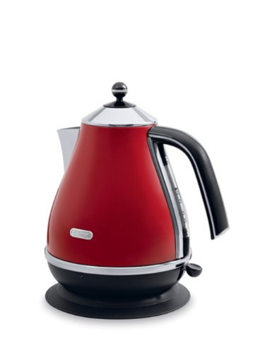 Delonghi Icona KBO 2001 1.7-Litre 2000-Watt Electric Kettle