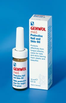 Gehwol Nail Oil 15ml Bottle - Fungal Nail Prevention Treatment