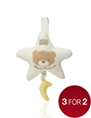 Musical Star Cot Toy