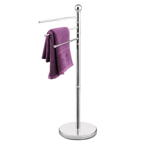 zeller-towel-rail-metal-multi-colour-27-x-35-x-92-cm