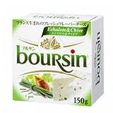 【冷蔵品】フランス ブルサン エシャロット&チャイブ 150g
