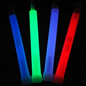 Instant 12-Hour Glow Stick, Red