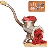 Weston Genuine Nbr 10 Deluxe Meat Grinder