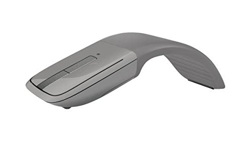 Microsoft Arc Touch Bluetooth Mouse for PC, Microsoft Surface, and Windows Tablets