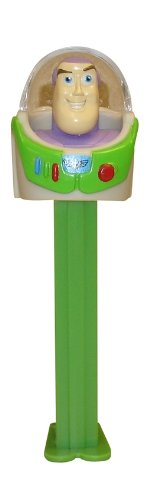 Pez, Dspnsr Toy Story Plybg, 1 EA (Pack of 12)