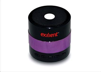 Exilient MSMINI02 Bluetooth Speaker