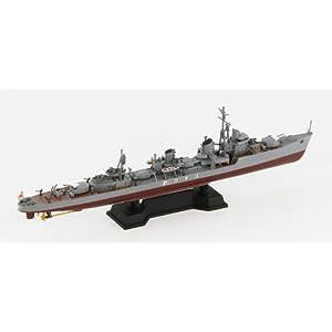 1/700 日本海軍駆逐艦 雪風 (フルハルモデル) (W162)