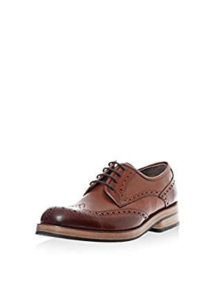 Deckard Zapatos derby (Tabaco)