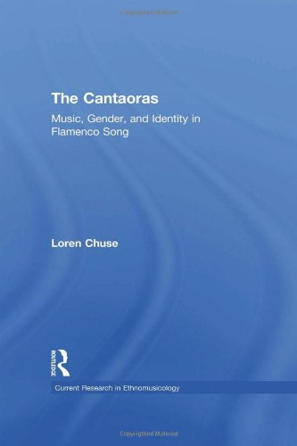 Cantaoras: Music, Gender and Identity in Flamenco Song (Current Research in Ethnomusicology: Outstanding Dissertations)