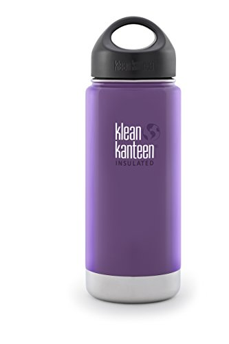 Klean Kanteen Wide Insulated Bottle, Worth it's Weight in Gold - Review