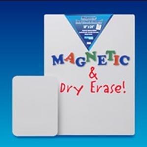 Flipside 10027 - Magnetic Dry Erase Board - Single Sided Board - 24 X 36 - Case Of 12