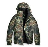 ( UN ANANAS ) プラ弾 ジャンバー 超あったか 裏起毛 雪 冬 暖かい アウター メンズ ジャケット(M)