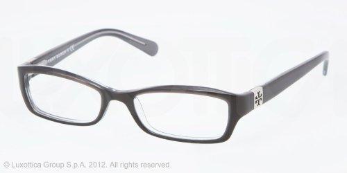 Tory BurchTory Burch TY2010 1034 Eyeglasses Black/Charcoal Demo Lens 49-16-135