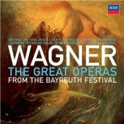 NILSSON - Wagner: The Great Operas from the Bayreuth Festival - Zortam Music