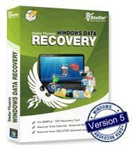Stellar Phoenix Windows Data Recovery Home Edition - Recovers deleted files and folders from Windows Operating System based hard drive and other storage media