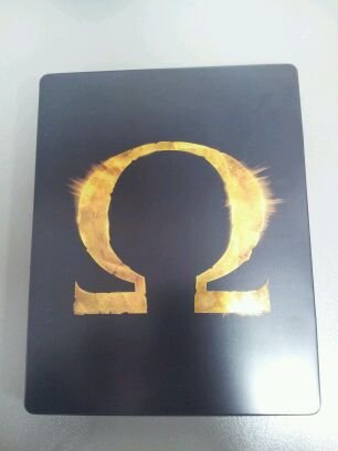 PS3 GOD of WAR Ascension (in SteelBook Case)