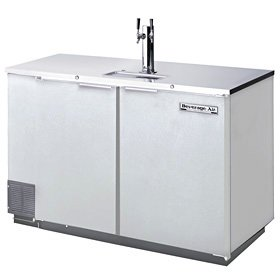 Beverage Air DD50-1-S Draft Beer Cooler
