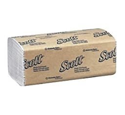 Paper Towel Scott - Item Number 01700CS - 4000 Each / Case