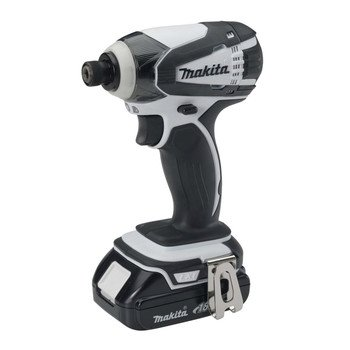 Makita Lxdt04Cw 18-Volt Compact Lithium-Ion Cordless Impact Driver Kit