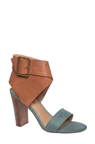 Jayla High Heel Ankle Strap Sandal
