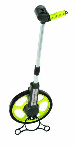 Komelon PRO200 Meterman Pro Series Measuring Wheel Feet/Inch 12.5-Inch Diameter, Yellow
