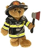 Fireman Teddy Bear With Axe