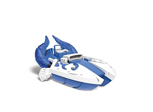 Skylanders Superchargers : Vehicles Power Blue - Splatter Splasher Character Pack