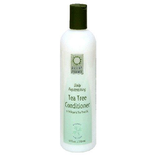 Buy Tea Tree Daily Replenishing Conditioner - 12 oz (Desert Essence Hair Conditioners, Conditioners)