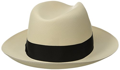 Stetson Men's Breakers Premium Shantung Straw Hat stetson men s breakers premium shantung straw hat