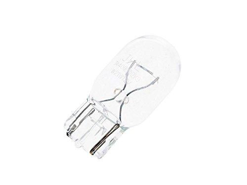 Glühlampe weiß Glassockel W21W W3x16d 12V 21W
