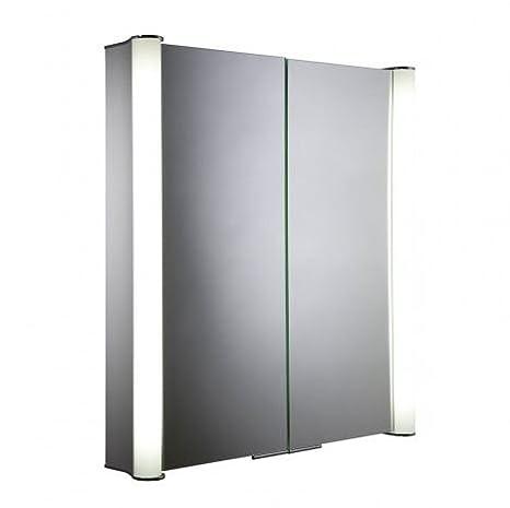 Roper Rhodes Crest Double Mirror Glass Door Cabinet